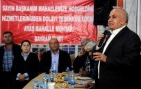 FUTBOL SAHASI - Tollu Açıklaması 'Mazeret Değil, Hizmet Üretiyoruz'