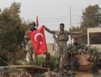 TSK: Afrin bölgesi tamamen kontrol altında