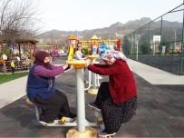 SAĞLIK TARAMASI - Tunceli'de 'Koşabiliyorken Koş' Etkinliği