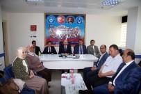 TÜRK EĞITIM SEN - Türk Eğitim Sen Genel Başkanı Geylan'dan Mehmetçik Ve Kilis'e Destek
