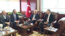 İZMIR VALISI - Ulaştırma, Denizcilik Ve Haberleşme Bakanı Arslan İzmir'de Açıklaması