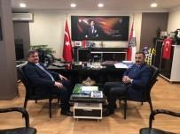 Vali Çınar, Milletvekili Çaturoğlu İle Emniyet Müdürünü Ziyaret Etti