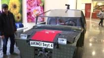 DAVUTPAŞA - 'Yıldız Robocon' Yarışması Başladı