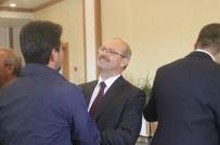 AHMET DAVUTOĞLU - AK Parti Genel Başkan Yardımcısı Ahmet Sorgun'un Mutlu Günü