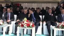 'Ankara-Sivas YHT Hattı İlk Ray Serim Töreni'