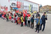 MITHAT YENIGÜN - Aziz Yıldırım, Bolu'da Pota Açılışına Katıldı
