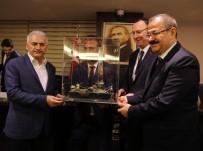 CANAN CANDEMİR ÇELİK - Başbakan Yıldırım GSO'da Sanayicileri Dinledi