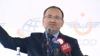 MARMARAY - 'CHP Zihniyetine Kalırsak Marmaray'ı Yapamazdık'