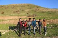 Cudi Dağı'nda Yamaç Paraşütü Etkinliği