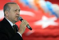 METAL YORGUNLUĞU - Cumhurbaşkanı Erdoğan Giresun'da...(2)