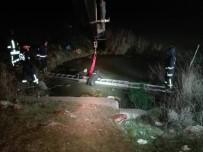 MEHMET BAYRAKTAR - Denizli'de Feci Kaza Açıklaması 5 Ölü, 1 Yaralı