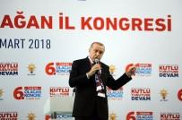 Erdoğan'dan Bürokratlara Uyarı