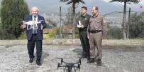 GÜRBÜZ KARAKUŞ - Gemlik'in Huzurunu Droneler Sağlayacak