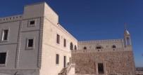 Gercüş'te Tarihi Manastır Ziyarete Açıldı