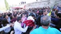 KıYAMET - Hristiyanlar 'Palmiye Pazarı'nı Kudüs'te Kutladı