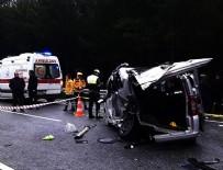 Manisa'da feci kaza: 27 yaralı