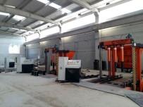 DURASıLLı - MASKİ'nin Yeni Fabrikasında Makine Montajlarına Başlandı
