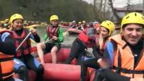 MELEN ÇAYI - Melen Çayı'nda Rafting Sezonu Açıldı