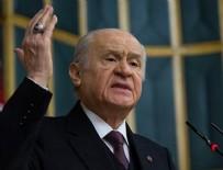 EMİN HALUK AYHAN - MHP Başkanlık Divanı'nda görev dağılımı