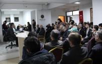 İNSANOĞLU - Rektör Şahin'den, 'Bilginin Kaynağı Ve Yüksek Öğrenim' Konferansı
