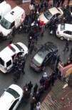 BIBER GAZı - Sarıyer'de Keçi Kavgasına Biber Gazlı Müdahale