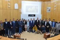TÜRKISTAN - Selçuk'ta, 'Hoca Ahmet Yesevi'nin İzinde' Konferansı
