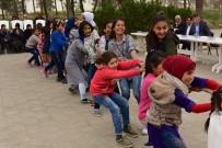 AHMET KARATEPE - Suriyeli Yetim Çocuklar Doyasıya Eğlendi