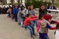 AHMET KARATEPE - Suriyeli Yetimler Doyasıya Eğlendi