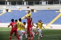 ÇARDAKLı - TFF 2. Lig Açıklaması Mersin İdmanyurdu Açıklaması 1 - Menemen Belediyespor Açıklaması 3
