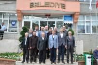 ÇAĞATAY HALIM - Vali Ahmet Hamdi Nayir Simav İlçesini Ziyaret Etti