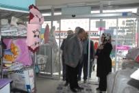 NAMUSLU - Van TSO Adayı Kandaşoğlu'ndan Esnafa Ziyaret