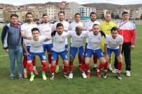 SUVERMEZ - 1.Amatör Lig Play-Off Yarı Final İlk Maçları Oynandı