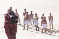TÜRKÜCÜ - 2 Bin 600 Rakımda Kar Banyosu
