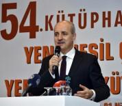 GEZİCİ KÜTÜPHANE - 54. Kütüphaneler Haftası Başladı