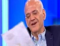 BEYAZ FUTBOL - Ahmet Çakar şiir yazdı... Kırdı geçirdi