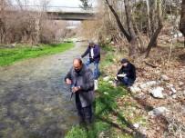 'Alabalık Yetiştiriciliği Yapan Havuz İşletmelerinin Çevresel Etkisi' Projesi