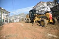 CIKCILLI - Alanya'da 4 Yılda 185 Kilometre Yeni Yol Açıldı