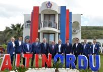 MEHMET ÖZKAN - Altınordu'ya UEFA Çıkarması