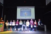 KARİKATÜR YARIŞMASI - Ayaydın Resim Yarışması'nı Kazananlar Ödüllendirildi