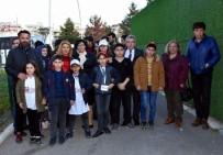 DOSTLUK KÖPRÜSÜ - Azerbaycanlı Şehitlerin Çocuklarından Aliağa Ziyareti