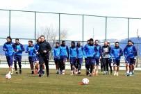 MERT NOBRE - BB. Erzurum'da Ümraniyespor Maçı Hazırlıkları