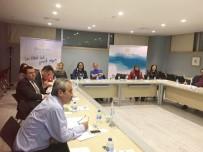 SERDAR ORTAÇ - Breeze De Mar Orlando Gayrimenkul Projesi Adana'da Yatırımcılarla Buluştu