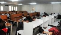 KALIFIYE - BTÜ'de Çalışma Salonu Sayısı 4'E Çıkarıldı