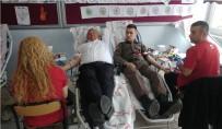 ORMANLı - Çanakkale Ve Afrin Şehitleri Anısına 201 Ünite Kan Toplandı
