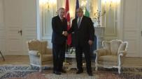 DONALD TUSK - Cumhurbaşkanı Erdoğan, Bulgar Başbakan İle Bir Araya Geldi