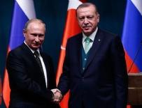 BAŞSAĞLIĞI MESAJI - Cumhurbaşkanı Erdoğan'dan Rusya Devlet Başkanı Putin'e başsağlığı mesajı