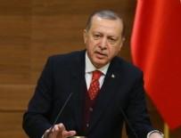 DONALD TUSK - Erdoğan'dan AB'ye açık çağrı: Hakkaniyetle davranın