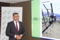 ELEKTRİK DİREĞİ - Fırtına Sivas, Yozgat Ve Tokat'ta 113 Elektrik Direğini Devirdi