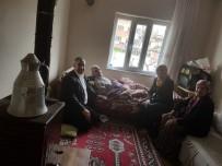 YAŞLILAR HAFTASI - Gölbaşı Devlet Hastanesinde Yaşlılar Haftası Etkinliği