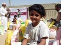 SOSYAL HAYAT - İHH'dan 30 Bin Yemenliye İnsani Yardım